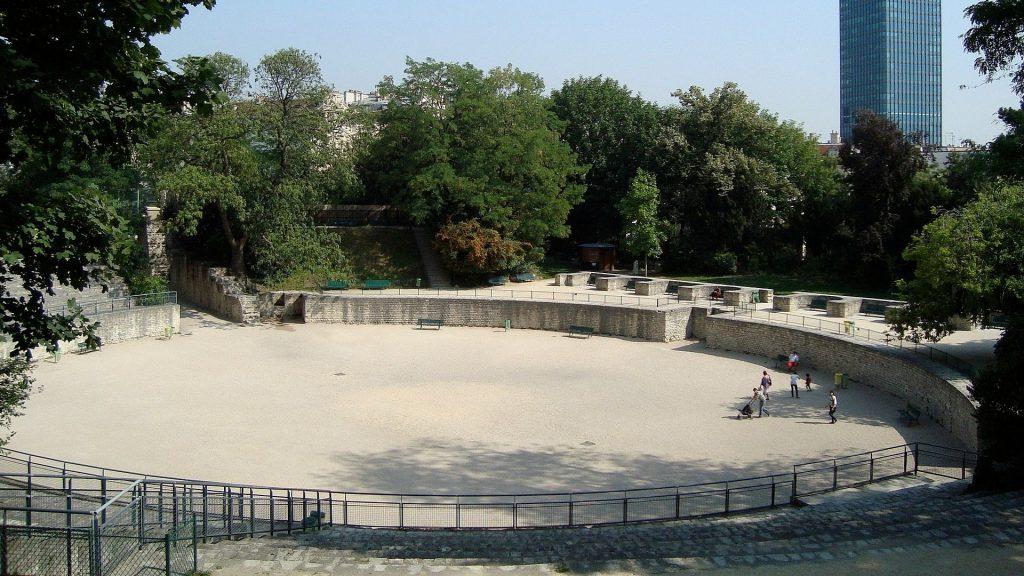 L'histoire des arènes de Lutèce, un vestige gallo-romain en plein cœur de Paris !