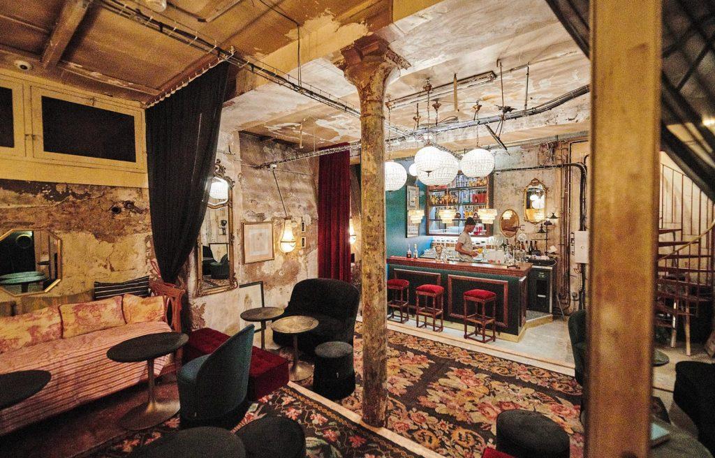 Insolite lieux et activités vintage Paris