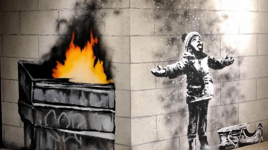Expo The World of Banksy Immersive expérience de retour 1er juin 2021 Espace Lafayette Drouot Paris
