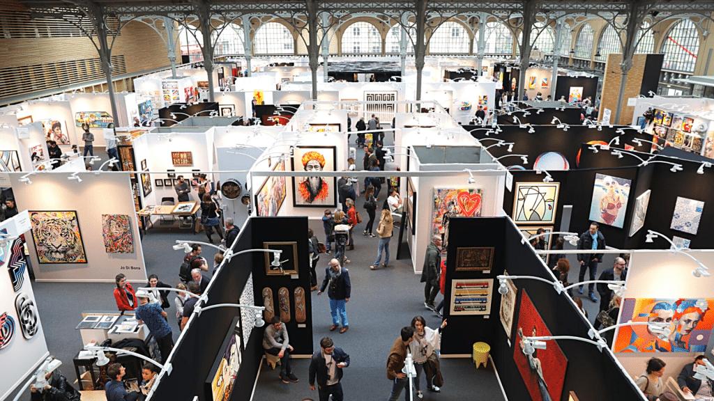 Urban Art Fair 5e édition de retour Carreau du Temple Paris juin 2021