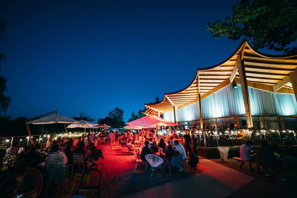 Le Jardin Suspendu devient La Bamba nouveau lieu festif été 2021 Paris