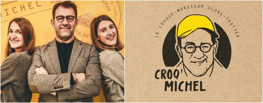 Bar à croque-monsieur Croq Michel Paris 10 mai 2021 Michel Sarran
