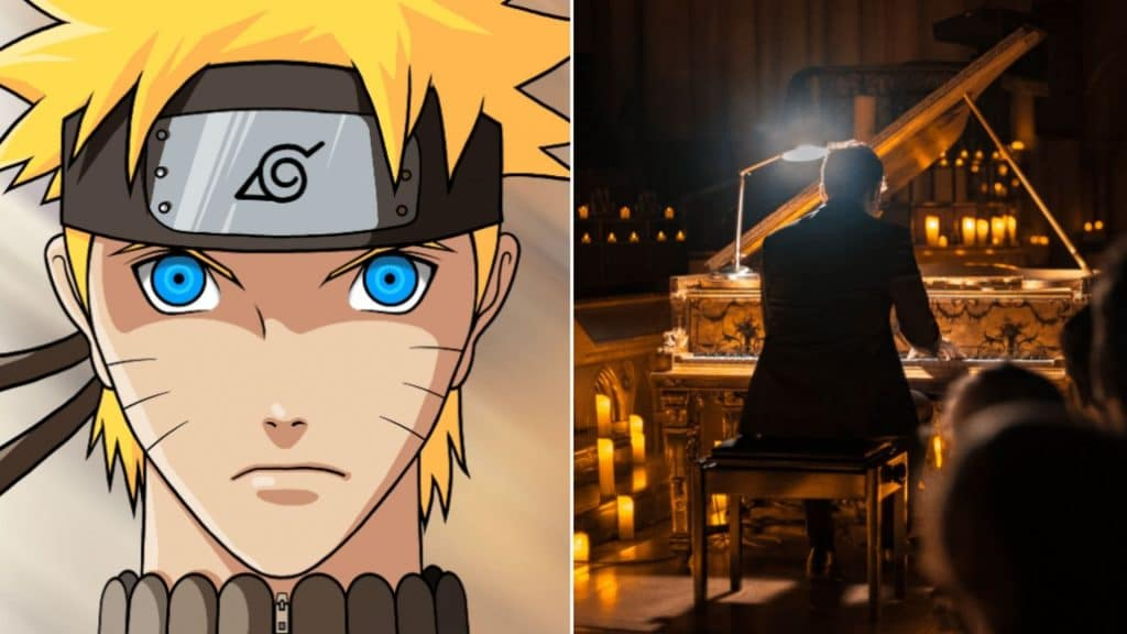 candlelight anime paris concert musique classique opening manga snk one piece naruto ost ghibli