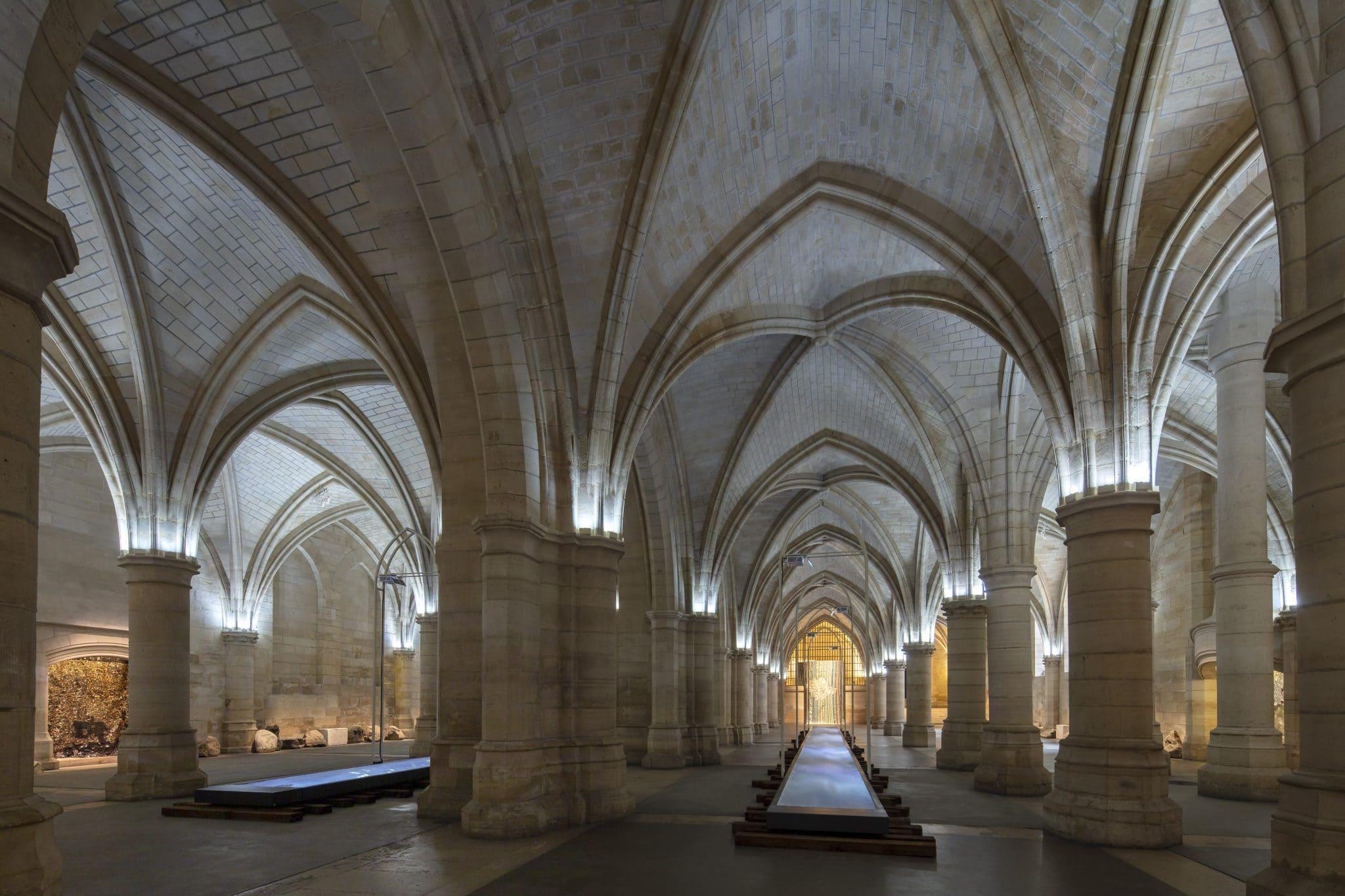 Exposition El Anatsui à la conciergerie, Paris