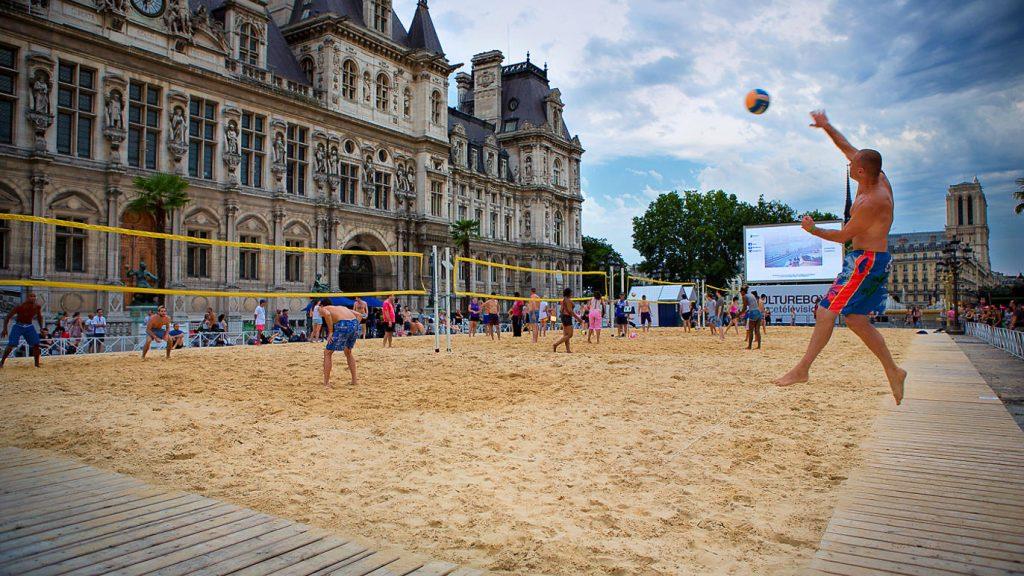 Paris Plages 2021 programme dates activités sportives