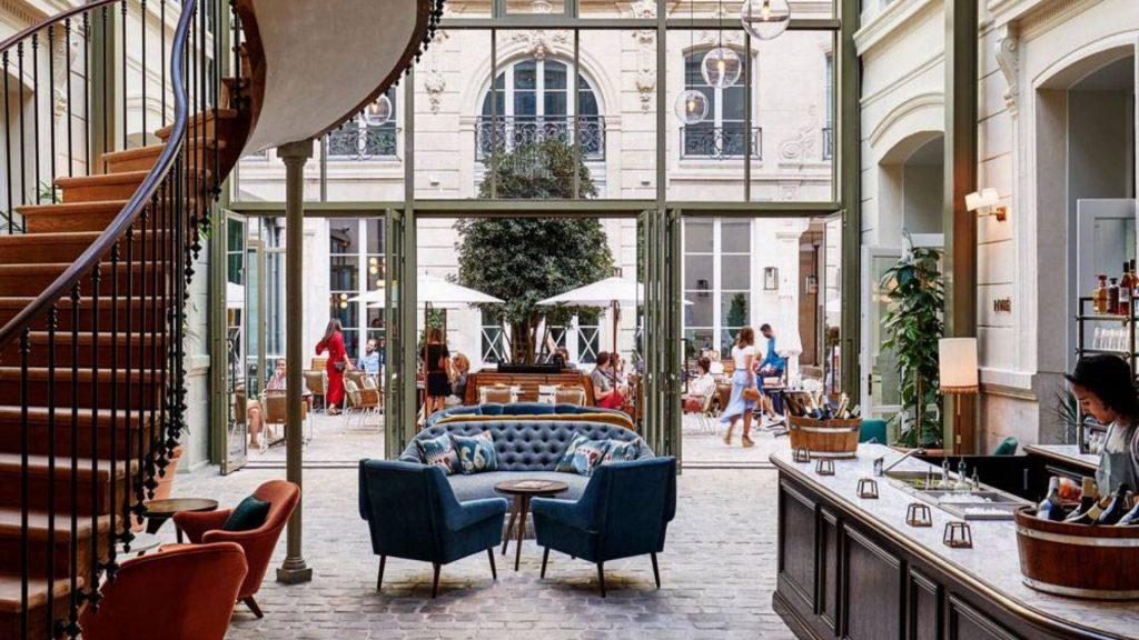terrasses couvertes paris secret