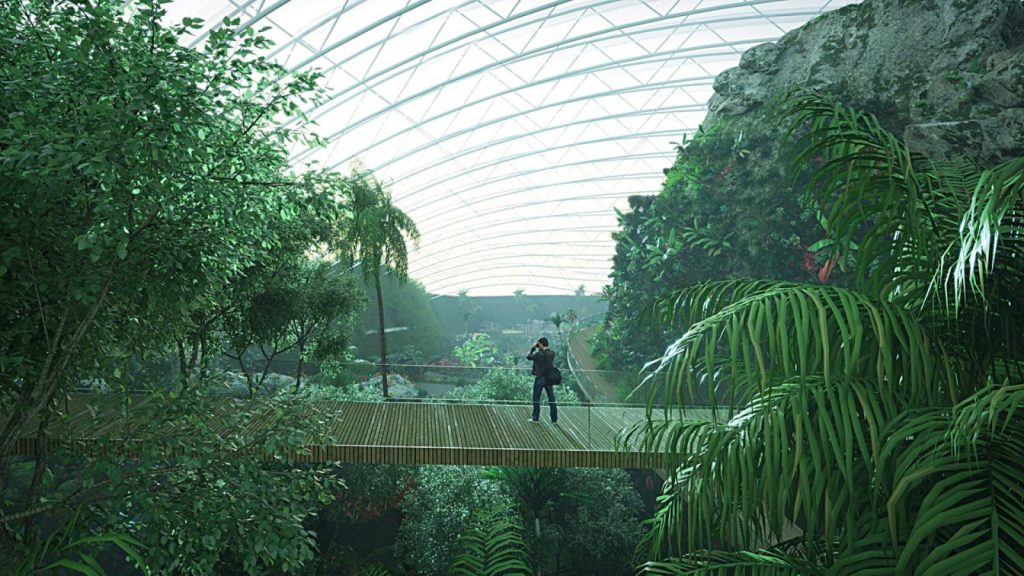France Tropicalia plus grande serre tropicale du monde