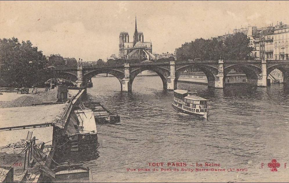 bateaux mouches histoire lyon paris saone seine exposition universelle