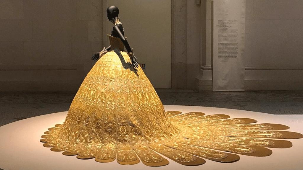 Réouverture exposition Luxes Musées des Arts Décoratifs MAD Paris 19 mai 2021