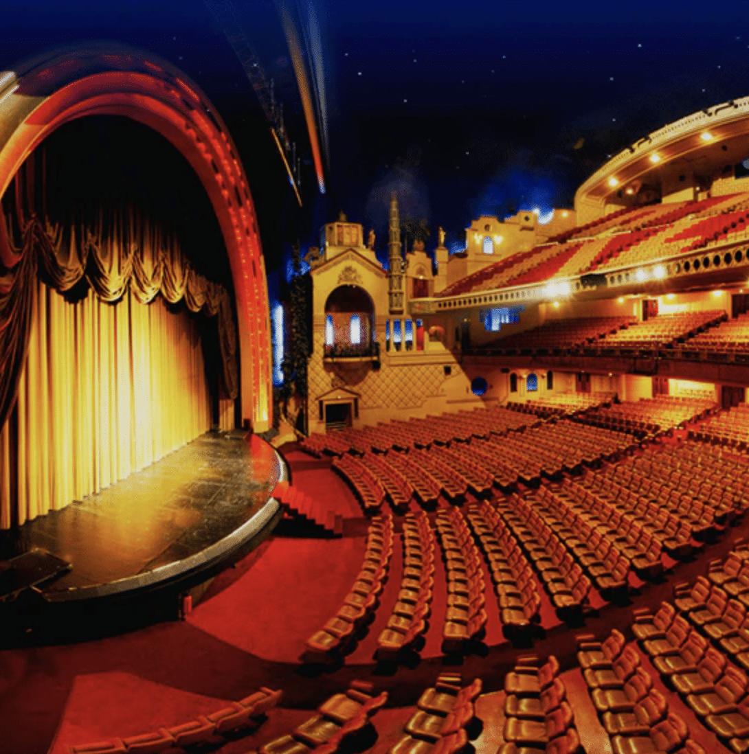 Place de cinéma au Grand Rex