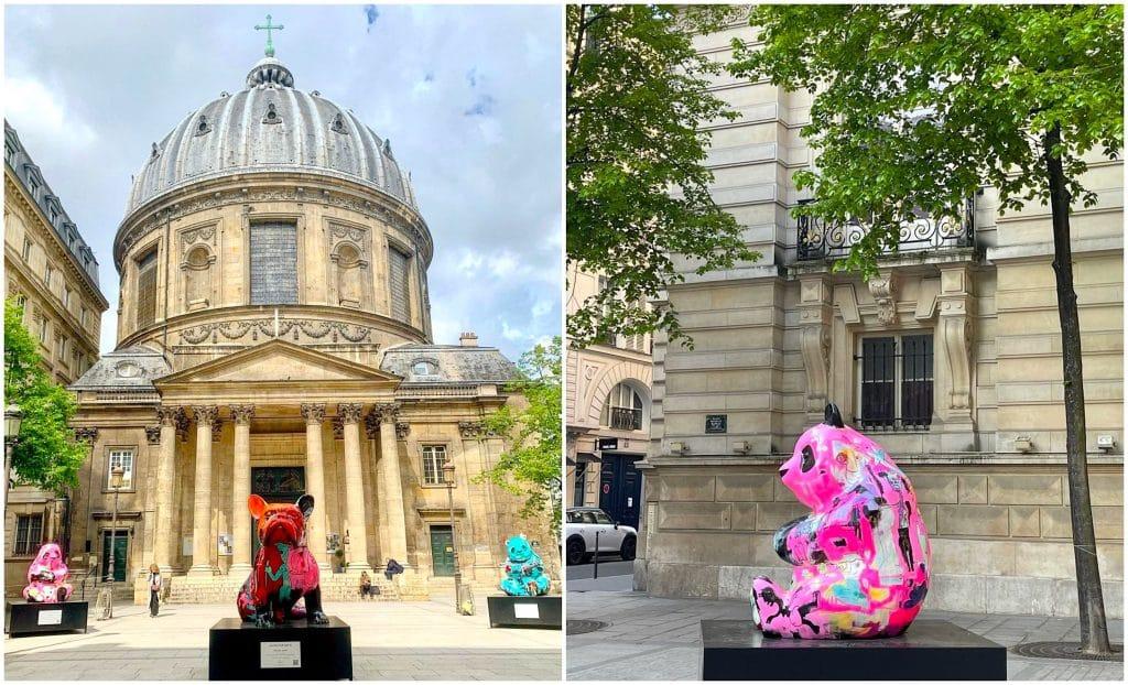 Nouvelle expo en plein air Totems à Ciel Ouvert Paris