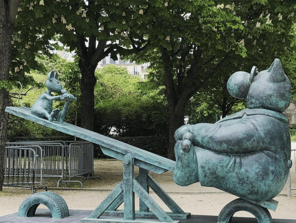 Expositions en plein-air Paris mai 2021