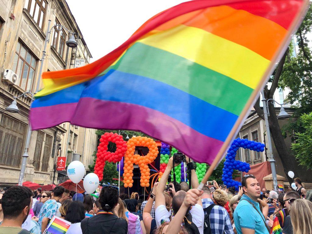 Gay Pride 2021 Marche des Fiertés LGBT Paris 26 juin 2021 sans chars podiums ni sono