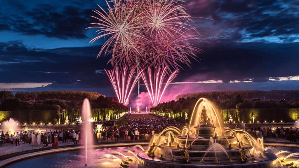 Grandes Eaux Musicales Grandes Eaux Nocturnes show féérique Versailles mai juin 2021