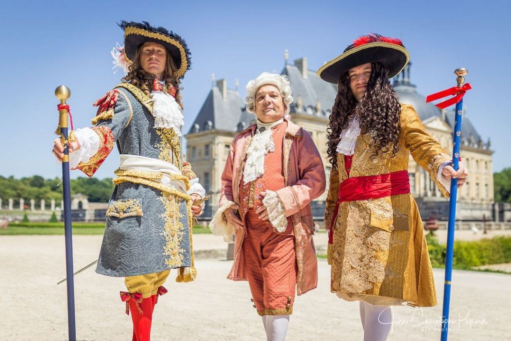 16e édition costumée Journée Grand Siècle Château de Vaux-le-Vicomte Juin 2021