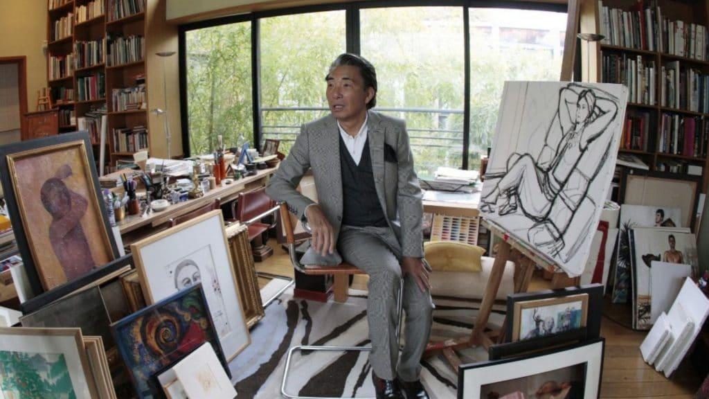 kenzo takada enchères paris vente collection mode couture