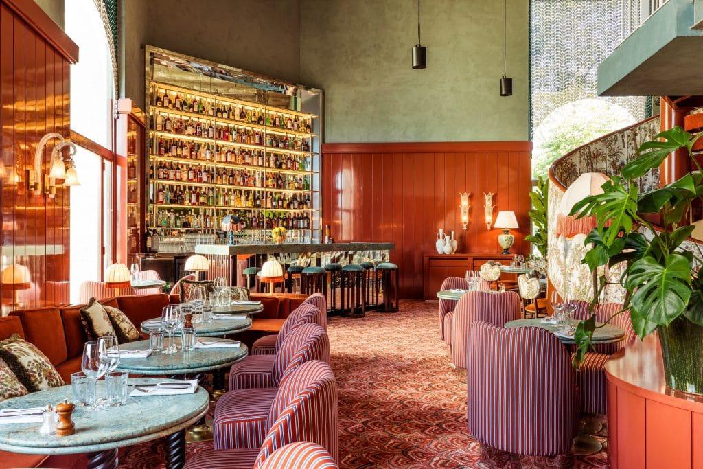 Bambini Palais de Tokyo restaurant Paris