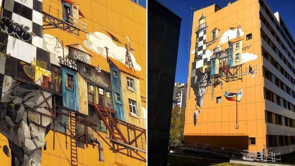 street art paris secret boulevard 13 vincent auriol plein air 13eme