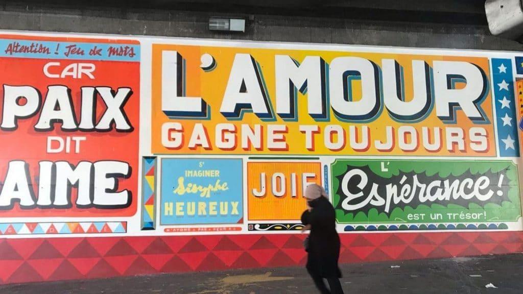 frères toqué street art positif paris messages bienveillance