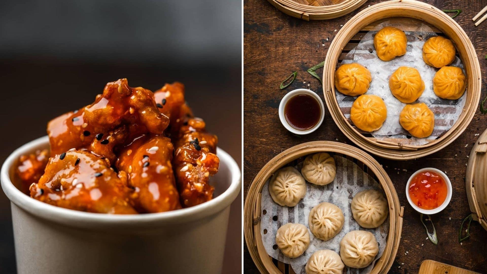 maison dumpling livraison paris street food chinoise fried chicken poulet frit