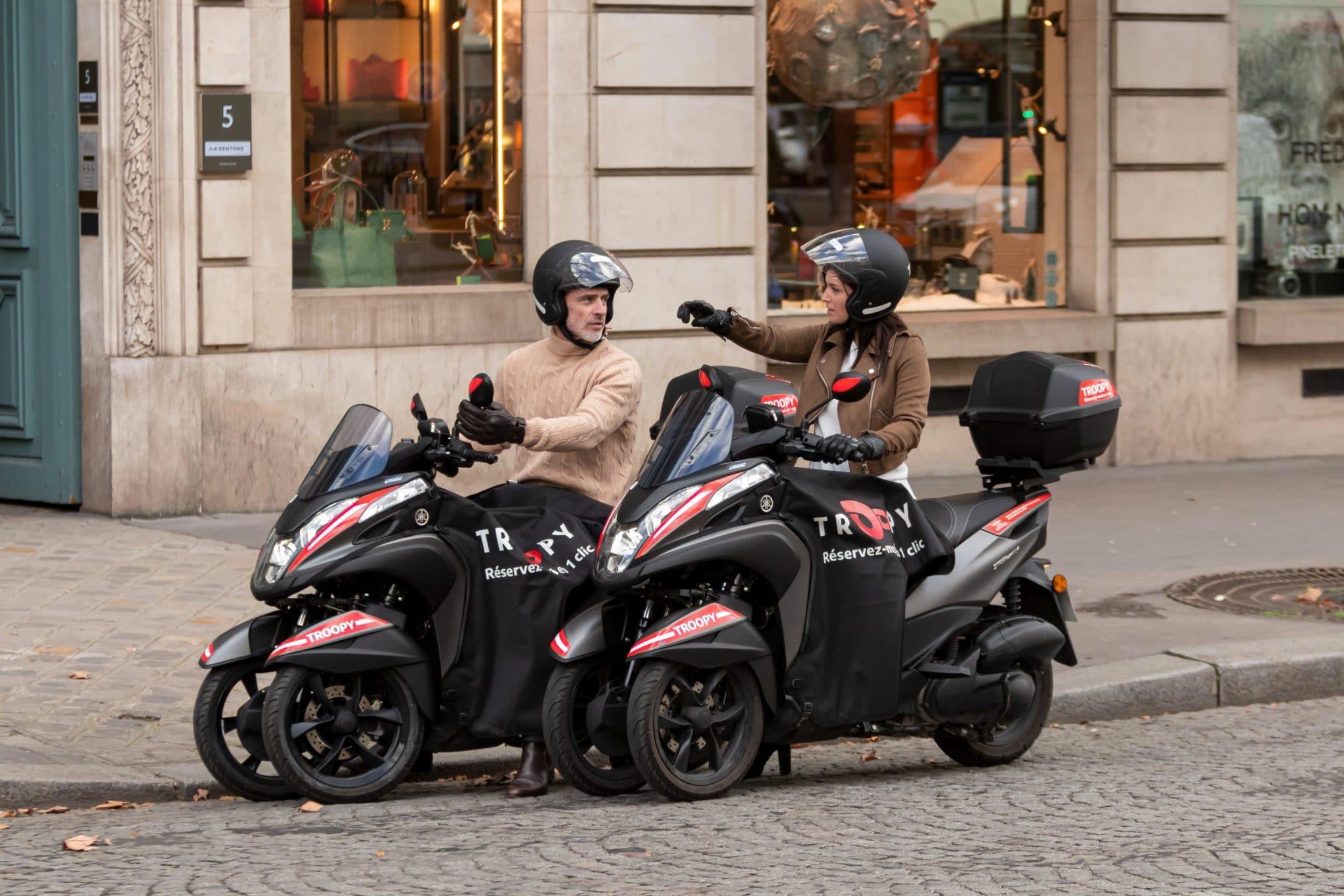 troopy location scooter weekend escapade paris ile de france