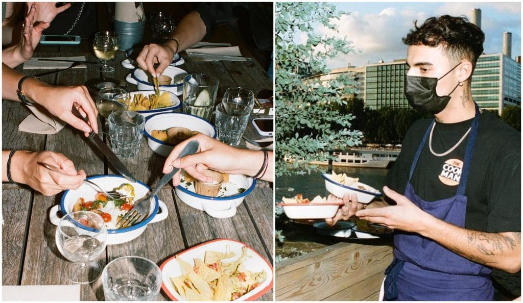 Top Chef : à la découverte du resto éphémère en rooftop de Diego Alary au Wanderlust !