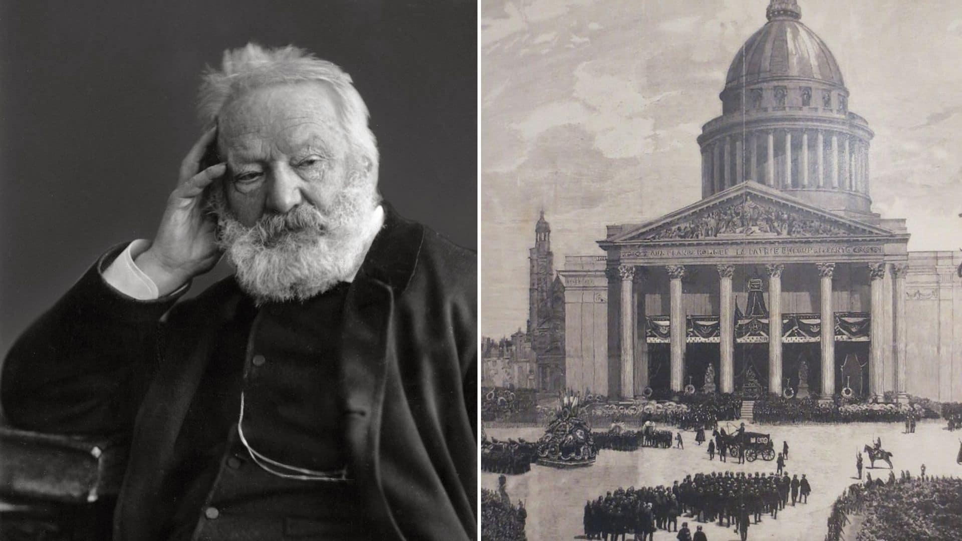 victor hugo exposition paris panthéon liberté