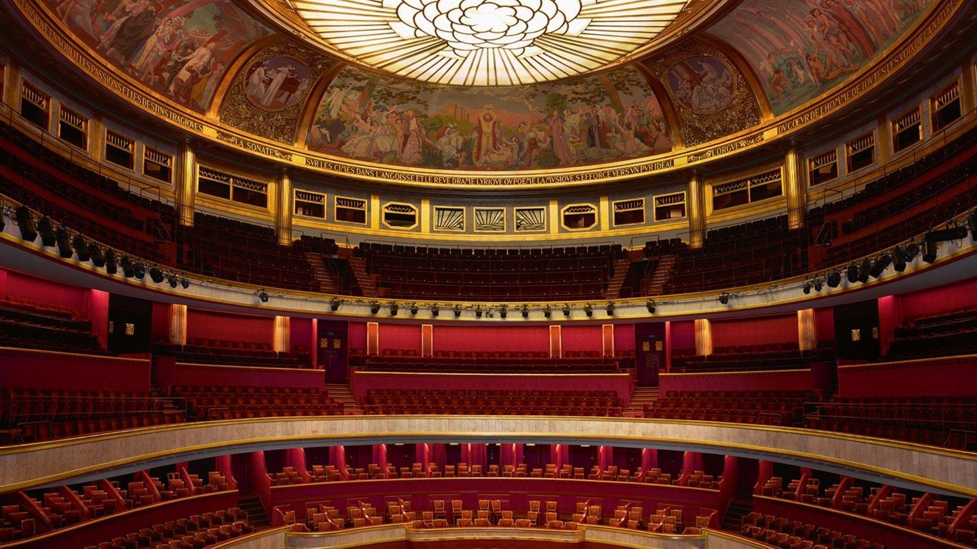 Concerts musique classique Théâtre des Champs Élysées Paris
