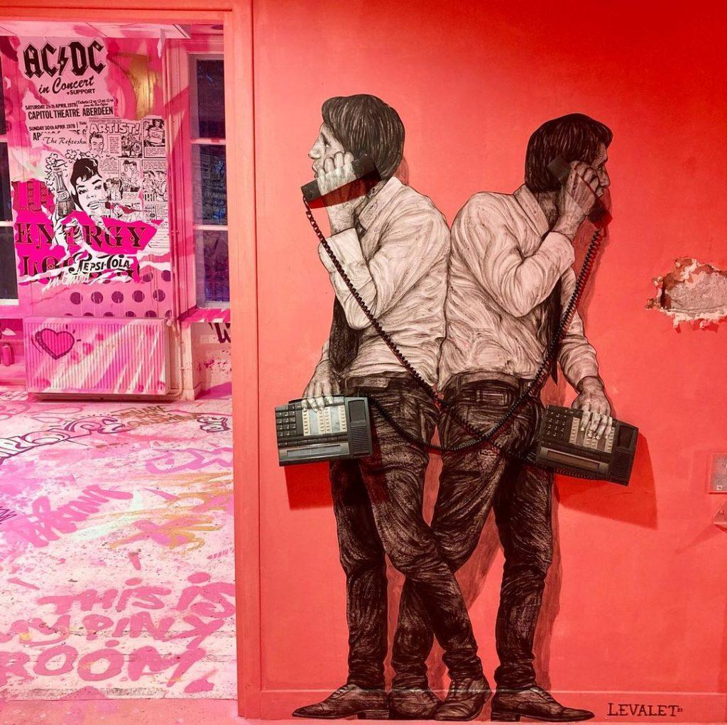 Colors Festival Paris Combo street art mai juin 2021
