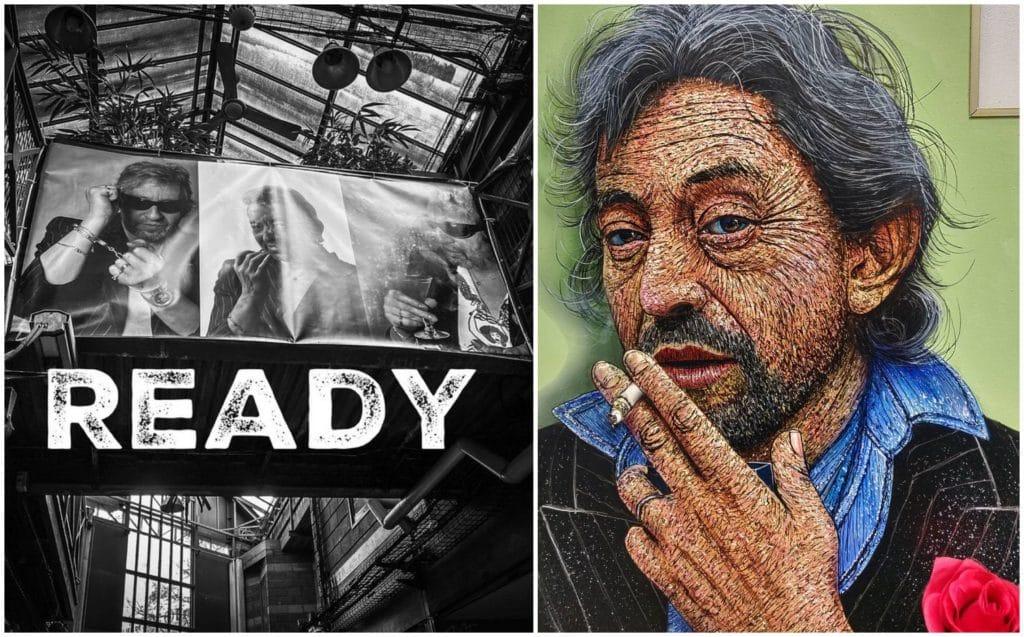 «Gainsbourg et caetera…» : l'expo GRATUITE en hommage à Serge Gainsbourg rouvre à Paris !