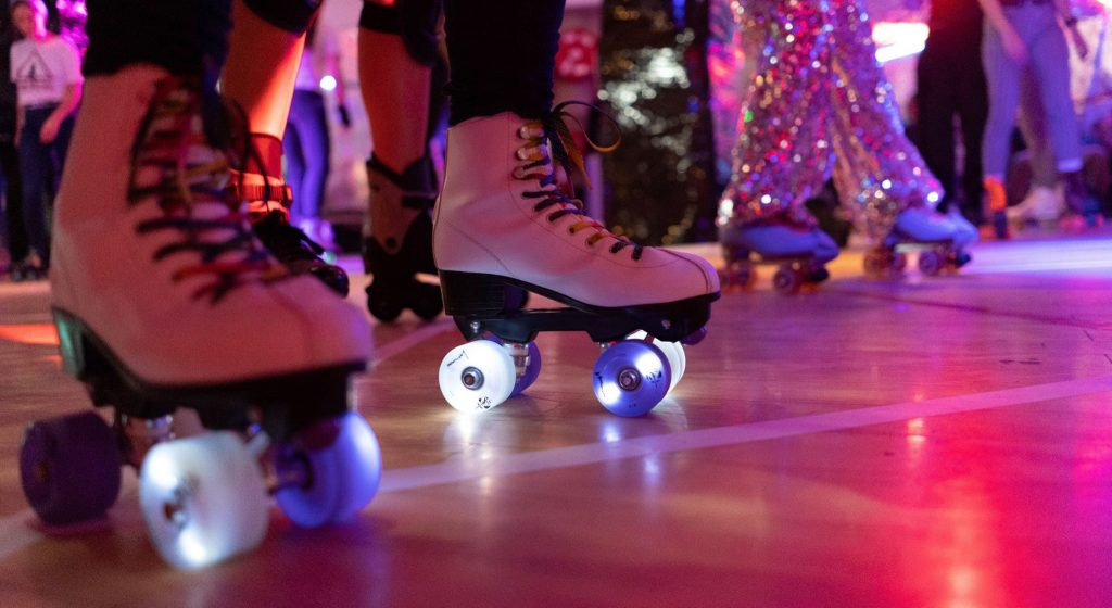 Rollerdance party Carreau du Temple 14 juillet 2021