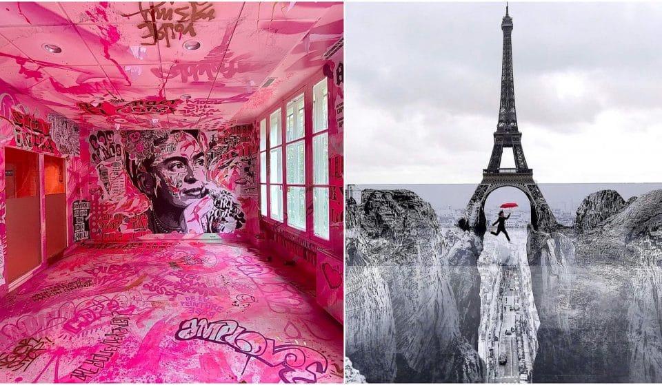 Art urbain : ces nouveaux spots de street art à découvrir absolument à Paris en ce moment !