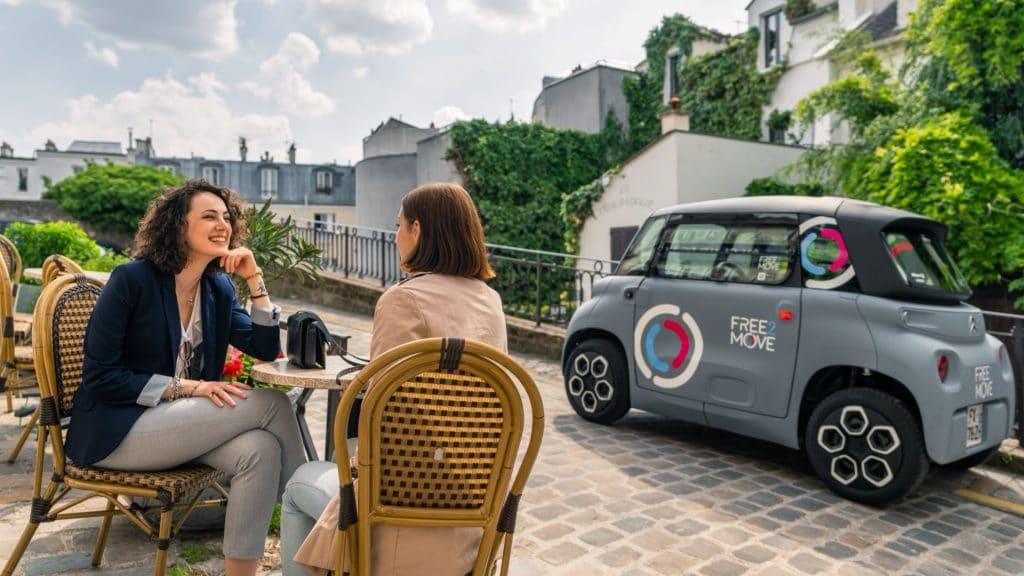 Découvrez les voitures électriques les plus tendances du moment en vous déplaçant facilement à Paris avec Free2Move !