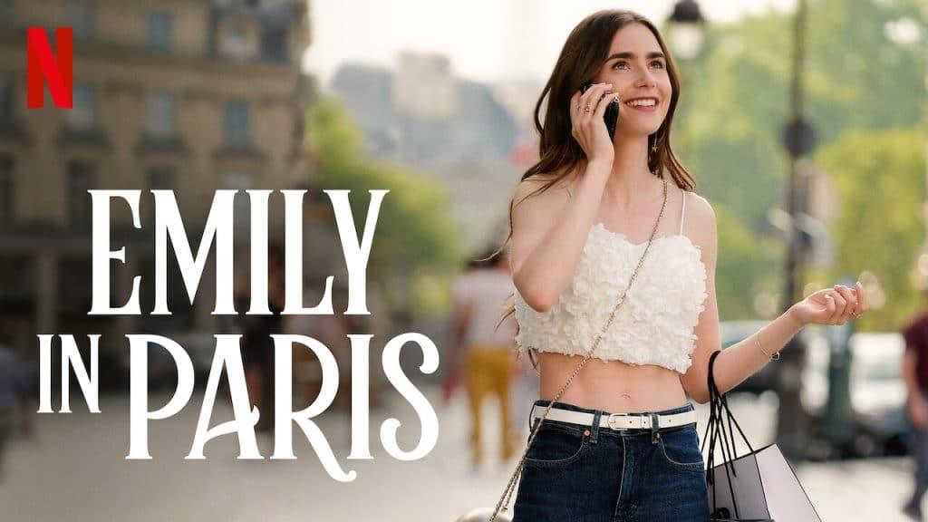 Nouveau casting Emily in Paris juin 2021 Paris