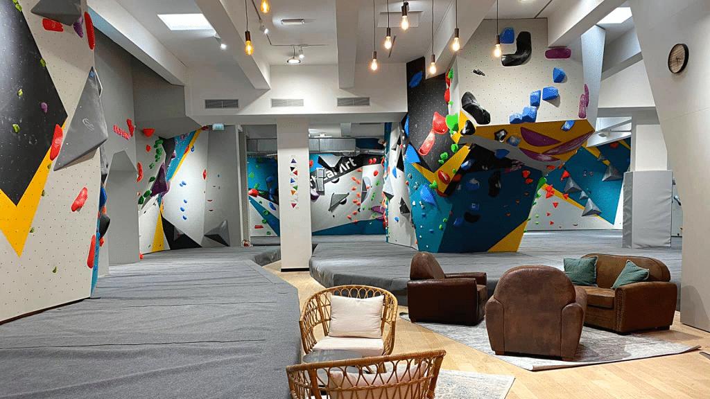 Vertical'Art Paris Chevaleret plus grande salle escalade Paris 2021