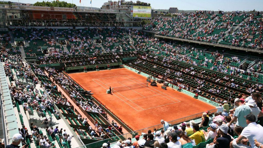 tennis roland garros billets moins chers prix réduit roland pour tous jeunes sport public juin paris