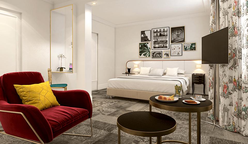 Des offres de séjours de rêve dans les plus beaux Hôtels 4**** de Paris !