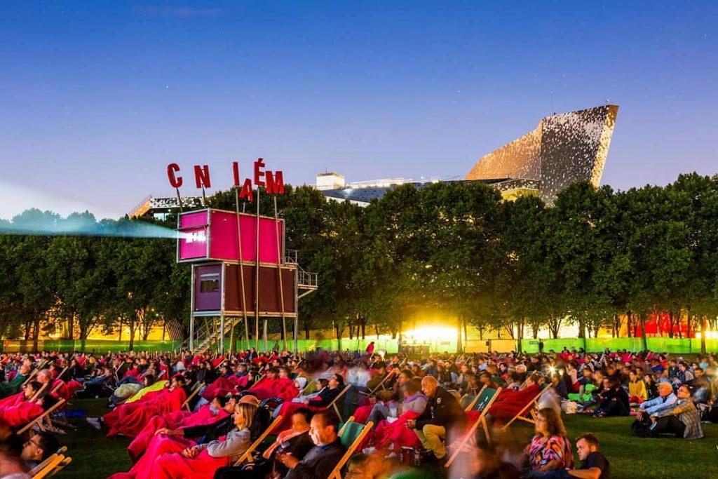 Cinéma en plein-air GRATUIT La Villette 2021