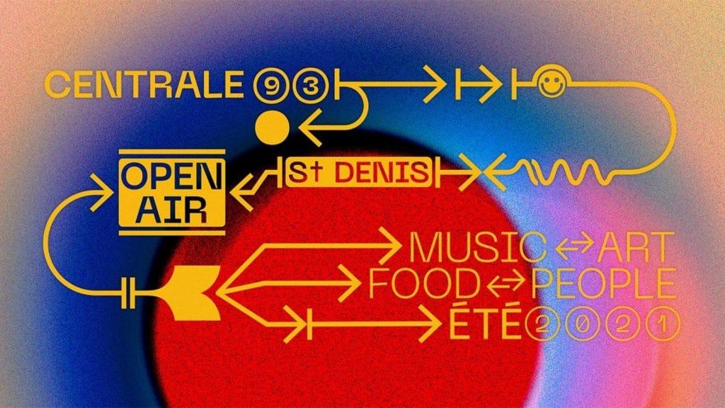 centrale 93 opening open air festival dj set marché créateurs vinyles paris friche été