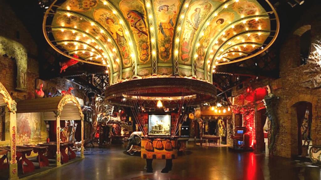 Réouverture Musée des Arts Forains pavillons de Bercy juin 2021