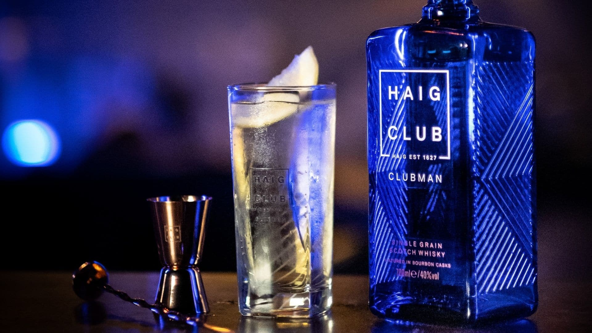 haig club cocktail lemon club citron whisky