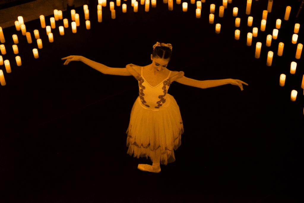 Candlelight Ballet Casse-Noisette de Tchaïkovsky Paris