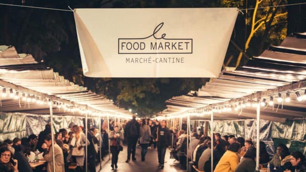 food market festival street food belleville paris