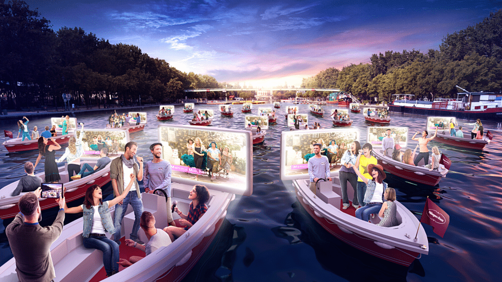 1er Ciné-Karaoké sur l'eau GRATUIT La Villette Paris