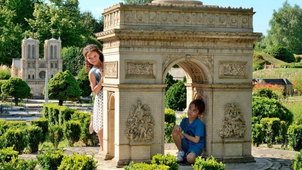 france miniature insolite visite paris ouest yvelines hauts de seine voyage tourisme