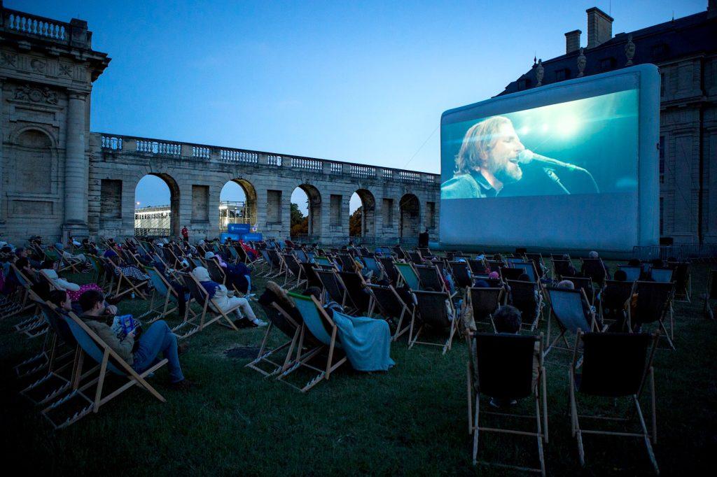 Cinéma plein air GRATUIT une toile sous les étoiles Château de Vincennes 2021