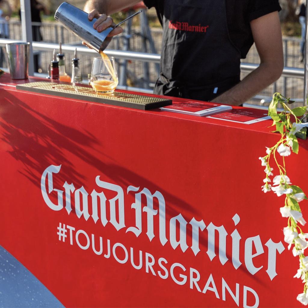 Grand Marnier croisières grand takeover sur Seine Paris été 2021