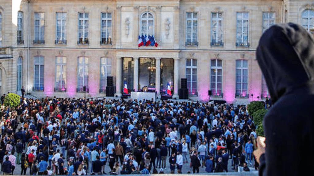Fête de la musique 2021 Elysée concert électro comment participer