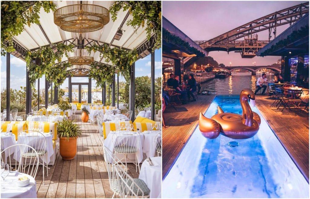 Les terrasses et spots les plus dépaysants de l'été à Paris !