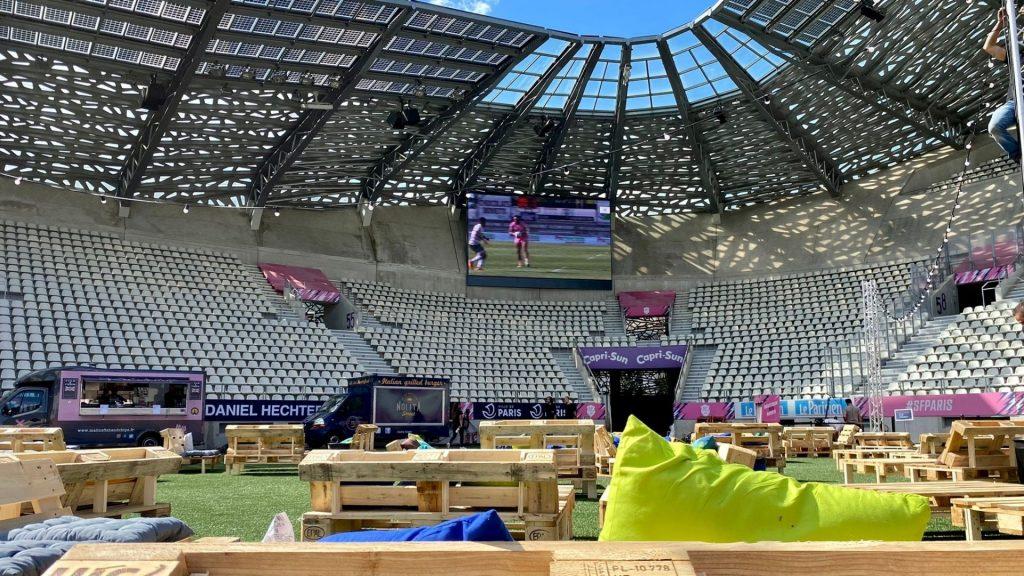 stade jean bouin guinguette été match euro france football rugby top 14 finale